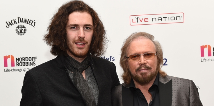 hozier_and_barry_gibb